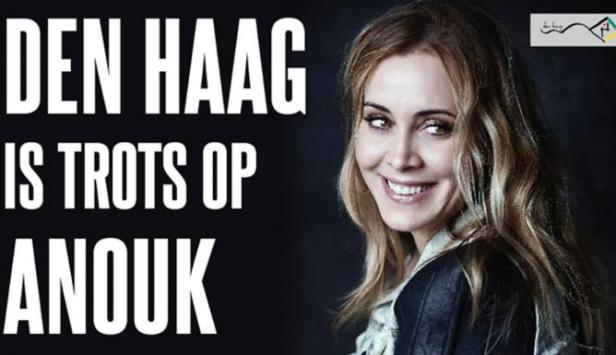 The Hague is proud of Anouk