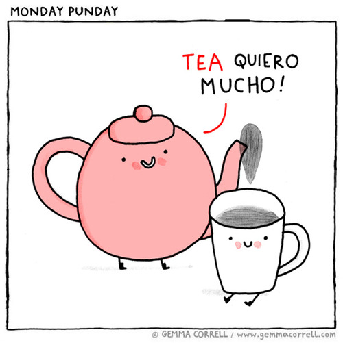 Spanish pun!?   Oh how I love puns:)   Pinterest   Spanish, Love ...