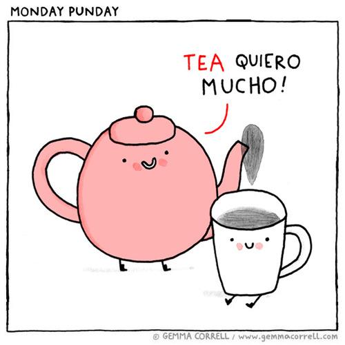 Monday Punday