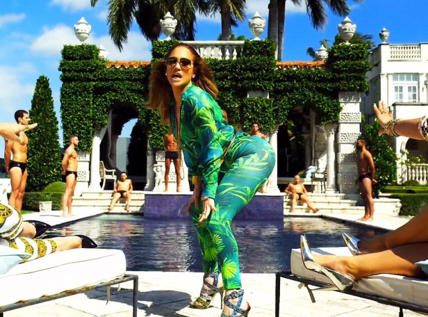 J.LO Jennifer Lopez I luh ya papi video