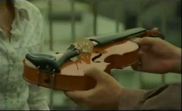 Thai Pantene commercial violin